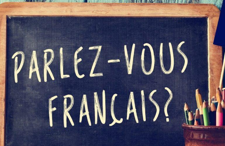 Apprentissage du Français et de l'Anglais